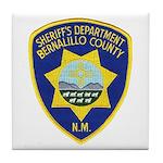 Bernalillo County Sheriff Tile Coaster