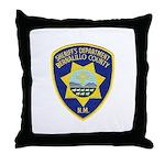 Bernalillo County Sheriff Throw Pillow