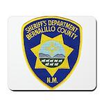 Bernalillo County Sheriff Mousepad