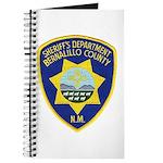 Bernalillo County Sheriff Journal