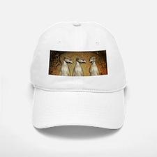 Funny meerkats Baseball Baseball Baseball Cap