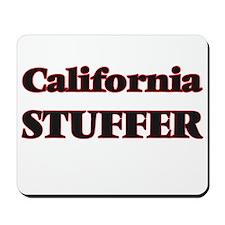 California Stuffer Mousepad