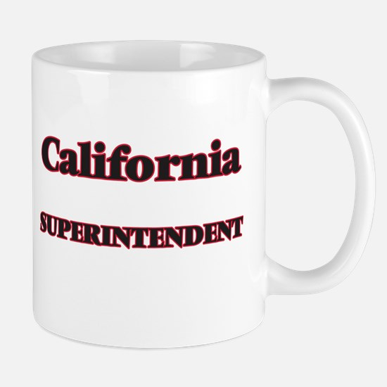California Superintendent Mugs