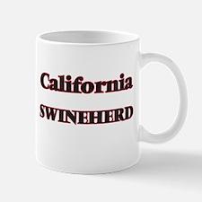 California Swineherd Mugs