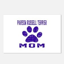 Parson Russell Terrier mo Postcards (Package of 8)