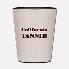 California Tanner Shot Glass