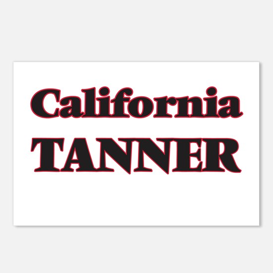 California Tanner Postcards (Package of 8)