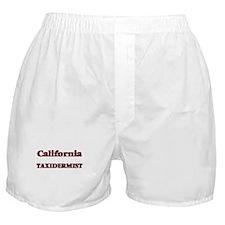California Taxidermist Boxer Shorts