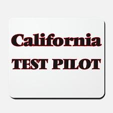 California Test Pilot Mousepad