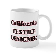 California Textile Designer Mugs