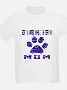 Soft Coated Wheaten Terrier mom T-Shirt