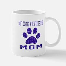 Soft Coated Wheaten Terrier mom designs Mug
