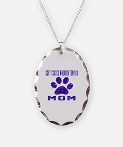 Soft Coated Wheaten Terrier mo Necklace