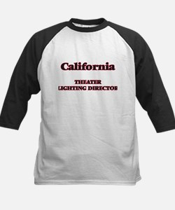 California Theater Lighting Direct Baseball Jersey