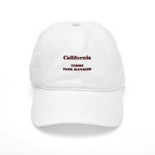 California Theme Park Manager Baseball Cap