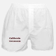 California Toolmaker Boxer Shorts