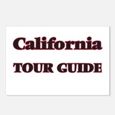 California Tour Guide Postcards (Package of 8)
