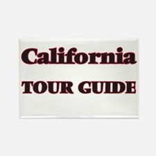 California Tour Guide Magnets