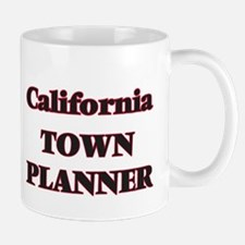 California Town Planner Mugs