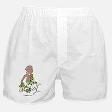 Funny Amadeus Boxer Shorts