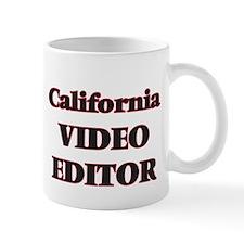 California Video Editor Mugs