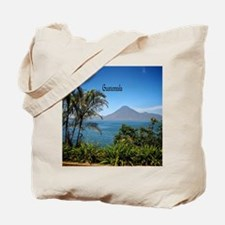 Guatemala, Nature's Beautiful Landscape Tote Bag
