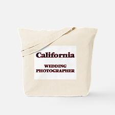 California Wedding Photographer Tote Bag
