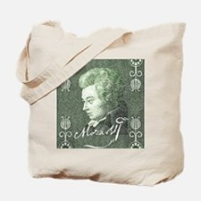 Unique Mozart Tote Bag