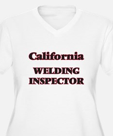 California Welding Inspector Plus Size T-Shirt