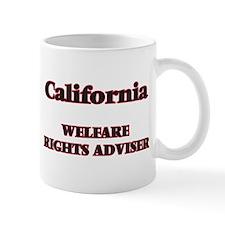 California Welfare Rights Adviser Mugs