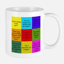 Big Bang Quotes Mugs