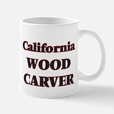 California Wood Carver Mugs