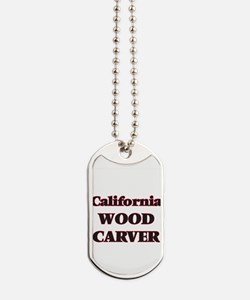 California Wood Carver Dog Tags