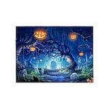 Halloween Area Rugs