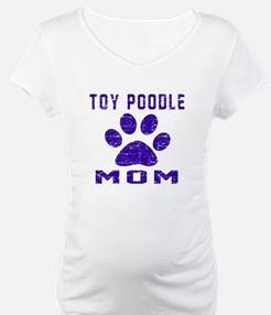 Toy Poodle mom designs Shirt