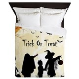 Halloween Luxe Full/Queen Duvet Cover