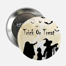 "Halloween Trick Or Treat Kids 2.25"" Button (10 pac"