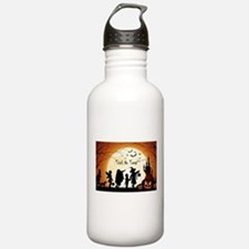 Halloween Trick Or Treat Kids Sports Water Bottle