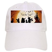 Halloween Trick Or Treat Kids Baseball Cap