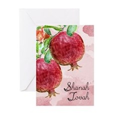 Shanah Tovah Card Greeting Cards