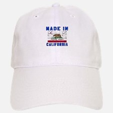 Made In California Baseball Baseball Cap