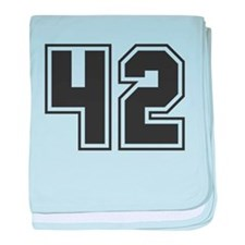 42 baby blanket