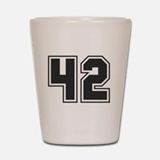 42 Shot Glass