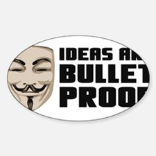 Anonymous ideas Decal