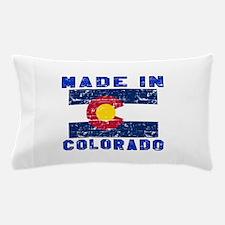 Made In Colorado Pillow Case