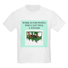 horse racing gifts t-shirts T-Shirt
