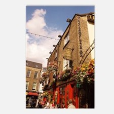 The Temple Bar Pub - Dubl Postcards (Package of 8)