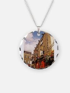 The Temple Bar Pub - Dublin Necklace