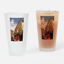 The Temple Bar Pub - Dublin Ireland Drinking Glass