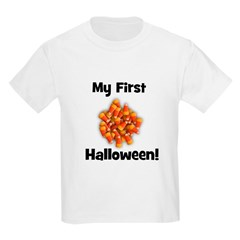 My First Halloween! (candy co T-Shirt